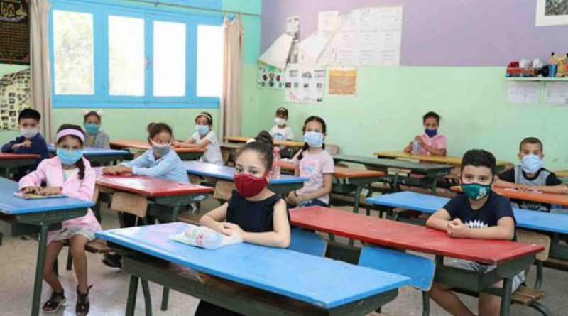 Minister: 413  Students Tested Positive  for COVID-19 in Morocco
