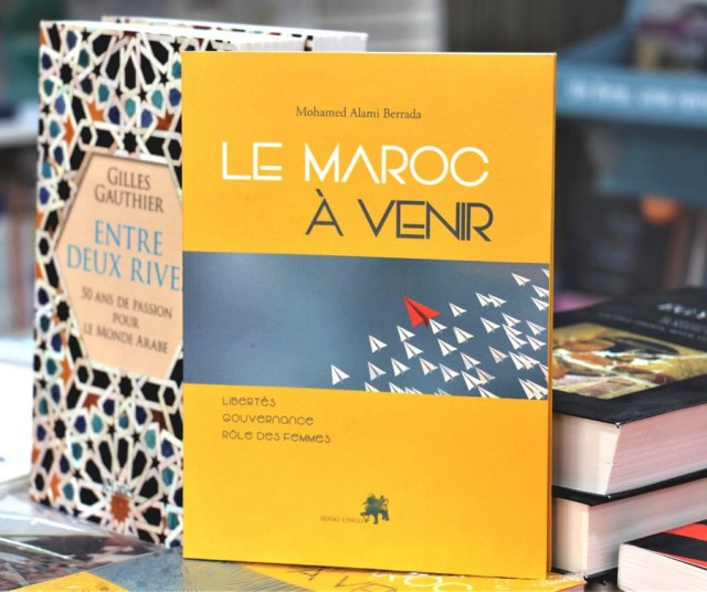 Mohamed Alami Berrada's 'Le Maroc a Venir' Calls for More Moroccan Youth Involvement