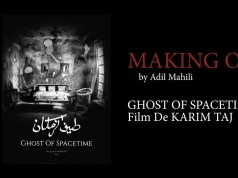 Moroccan Movie 'Ghost of Spacetime' Nominated for Grand Off-World Independent Film Awards