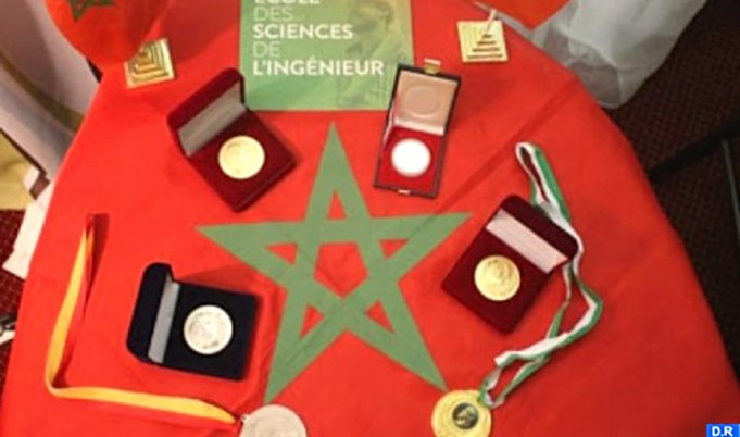 Moroccan School Wins Grand Prix, 4 Medals at Africa Innovation Week