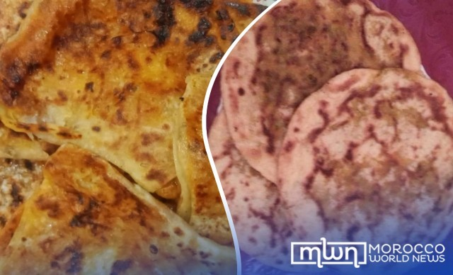 Moroccan Stuffed Msemen, A Tasty Treat for Savory Snack Lovers
