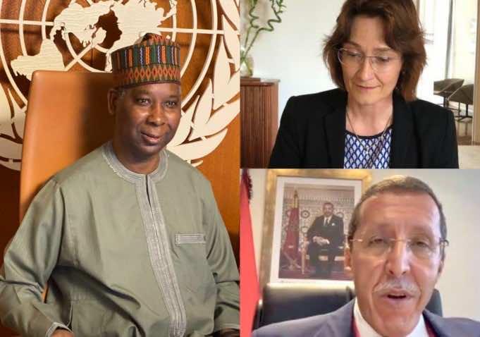 Moroccan, Swiss Ambassadors Evaluate UN Human Rights Treaty Bodies
