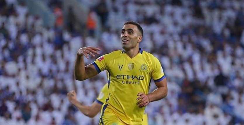 Morocco's Abderrazak Hamdallah Top Scorer of 2019-2020 Saudi League