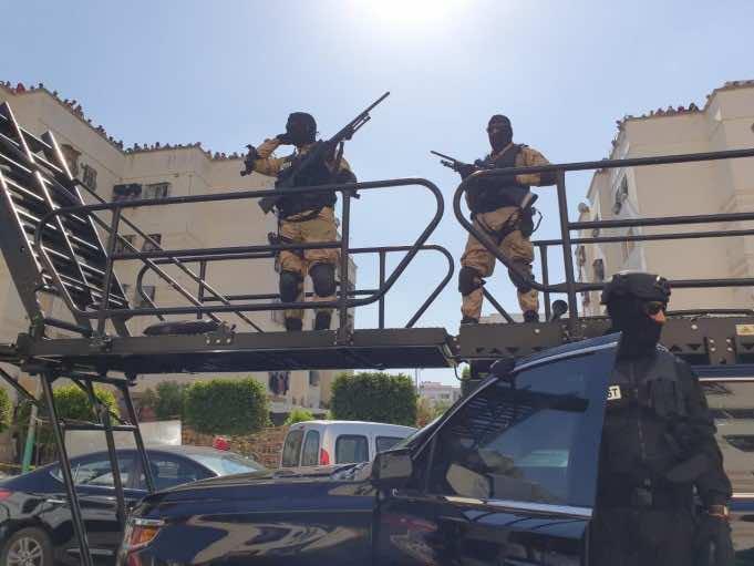 Morocco's BCIJ Denies Innocence Claims of Suspect Terrorist's Wife