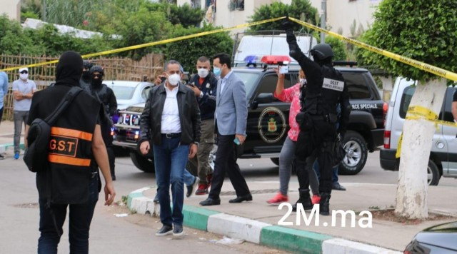 Morocco's BCIJ Dismantles Terror Cell Active in Tangier and Near Rabat