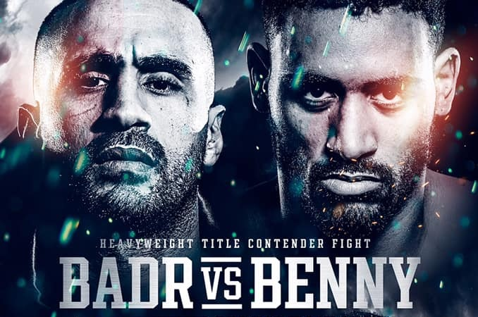 Watch Glory 76: Badr vs Benny 12/19/20