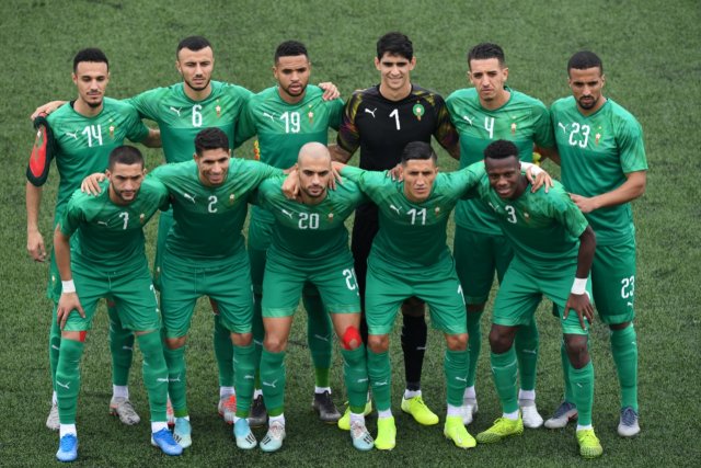 Morocco's National Football Team Remains 43rd in FIFA Ranking
