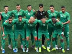 Morocco's National Football Team to Play 2 Friendly Matches in October