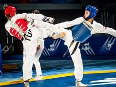 Morocco's National Taekwondo Team Begins Training for Olympics in Ifrane