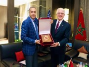 Morocco's Security Chief, US Ambassador Discuss Security Cooperation