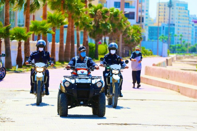 Morocco Arrests 14 People in Rabat for Violating COVID-19 Measures