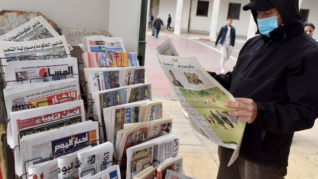 Morocco Bans French Newspapers Publishing Charlie Hebdo Caricatures