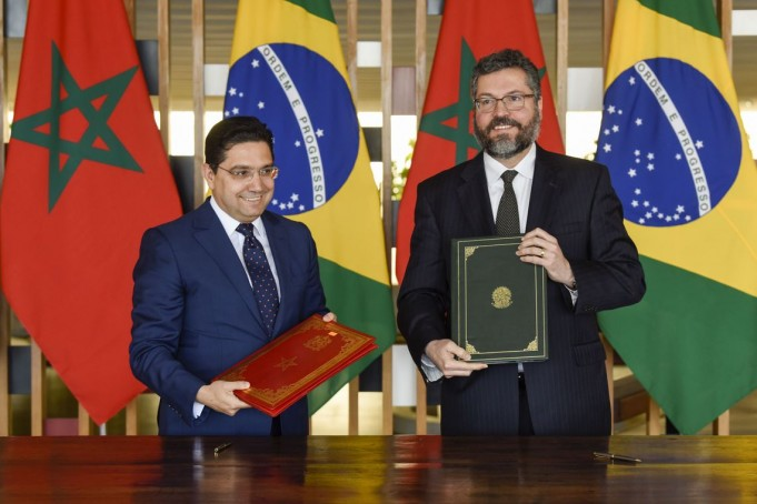 Morocco, Brazil Prepare Agreements on Judiciary Cooperation, Security