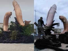 Morocco Demolishes Phallic Fish Statues in Mehdia After Backlash