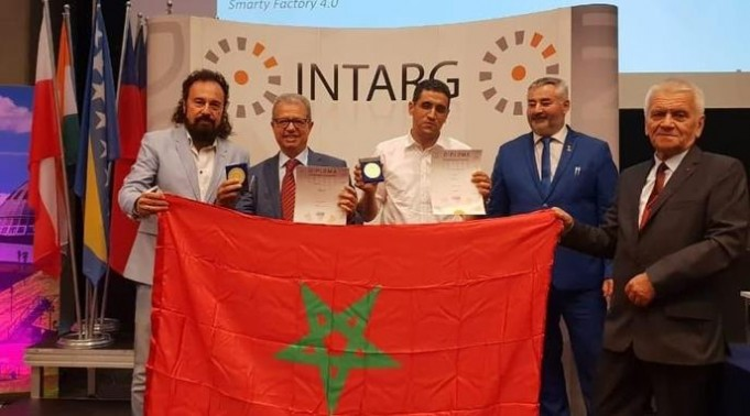 Morocco Earns 11 Medals in Total at 2020 Istanbul Inventions Fair