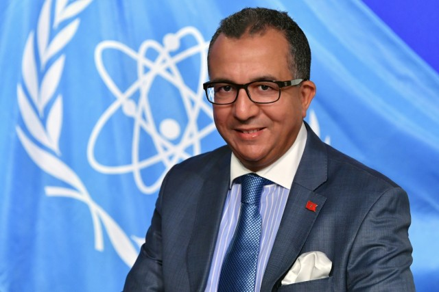 Morocco Elected Chair of 64th IAEA General Conference