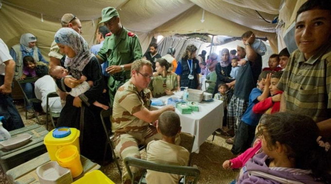 Morocco Ends Medical Mission in Zaatari Refugee Camp After 8 Years