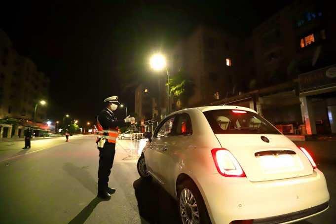 Morocco Reimposes Firm Lockdown Measures in Casablanca