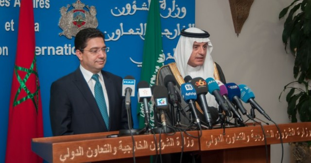Morocco, Saudi Arabia Discuss Means to Strengthen Diplomatic Ties