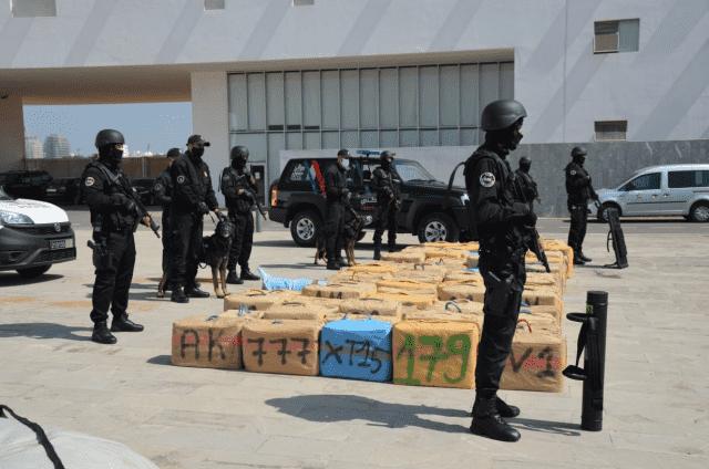 Morocco Seizes 3,700 Kilograms of Cannabis Resin Near Casablanca