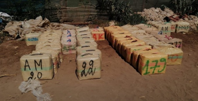 Morocco Seizes Nearly 1 Tonne of Cannabis Resin in Tangier-Med Port