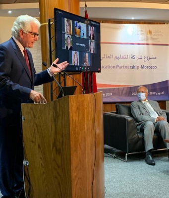 Morocco, US Launch Education Partnership for Teacher Training