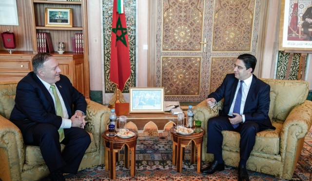 Morocco, US Sign Agreement on Diplomatic Privileges, Immunities