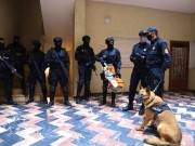 Morocco's BCIJ Seized Explosive Materials in Anti-Terror Raid