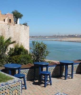 NGOs Satisfied With Reconstruction of Rabat's Historic Moorish Cafe