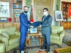 New UK Ambassador to Morocco Simon Martin CMG Ready to Begin Mission