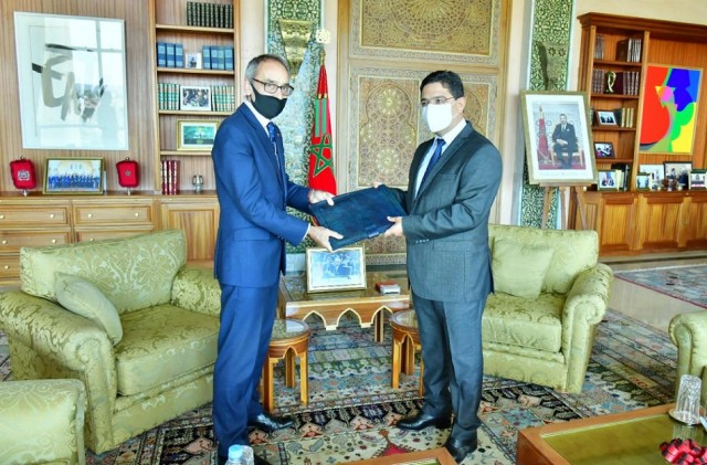 New UK Ambassador to Morocco Simon Martin CMG Ready to Begin Mission