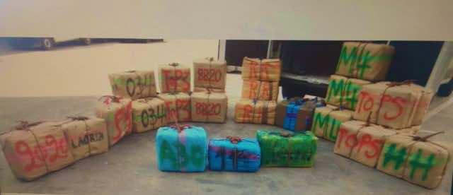 Police Abort International Drug Trafficking Operation Northern Morocco