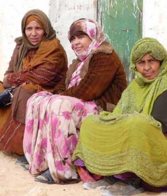 Sahrawi NGO Decries Enslavement of Women in Algeria's Tindouf Camps