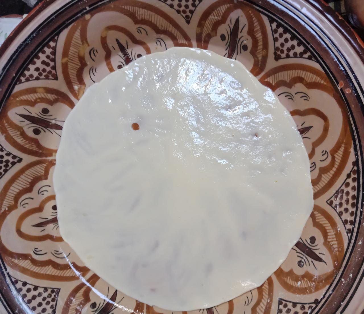 Moroccan Stuffed Msemen: A Tasty Treat for Savory Snack Lovers