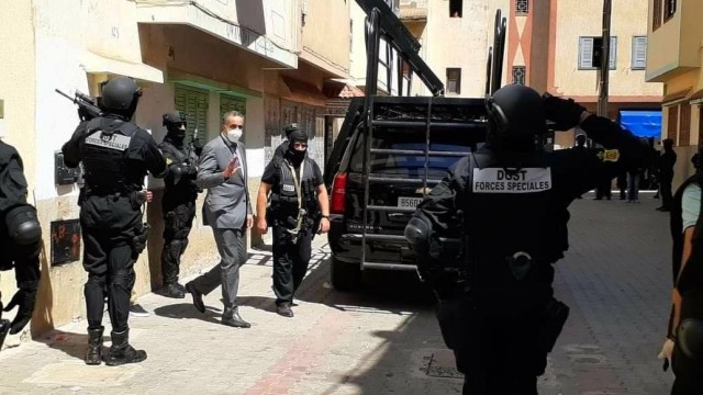 Suspect Attempts to Blow Himself Up as Morocco Dismantles Terror Cell