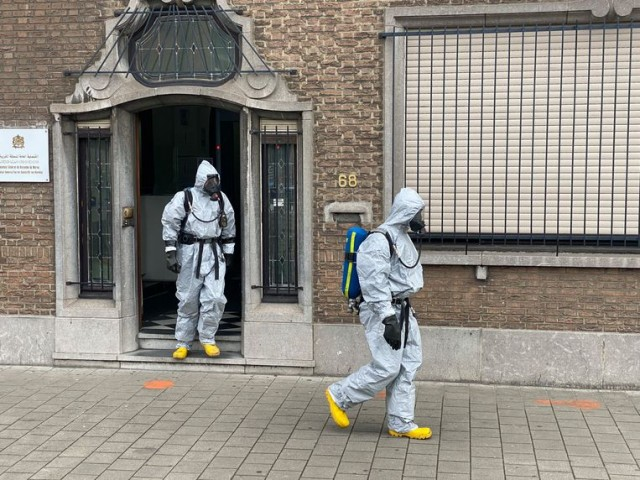 Suspicious Letter Puts Moroccan Consulate in Belgium on High Alert
