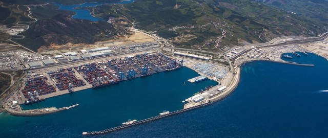 Tangier Med Port Maintains Positive Turnover Despite COVID-19 Crisis