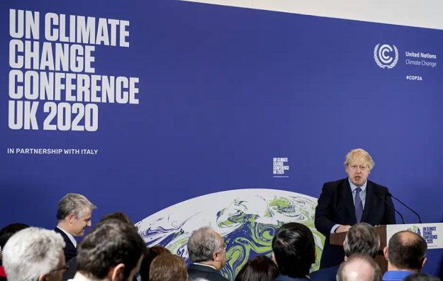 UK's Lord Goldsmith: COP26 Presidency to Urge Nature-Centered Climate Response