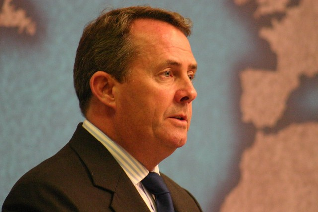 UK's WTO Chief Candidate Criticizes Protectionism, Promotes Free Trade