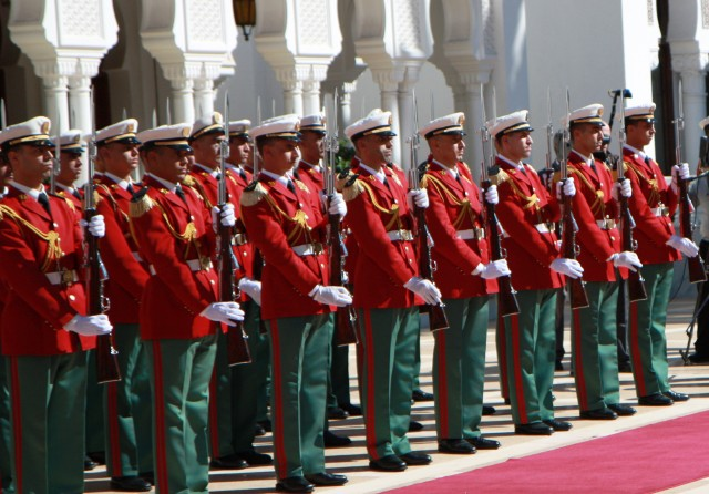 Algeria Offers Militarism and Foreign Policy as National Distractions