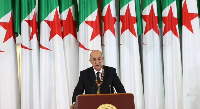 Algeria Jails Former Regime Members Ahead of Referendum