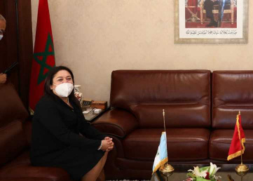 Guatemala's Ambassador Reiterates Strong Support On Western Sahara