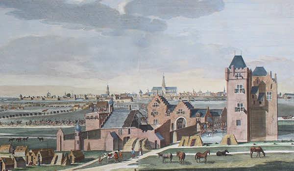 Haarlem, circa 1753