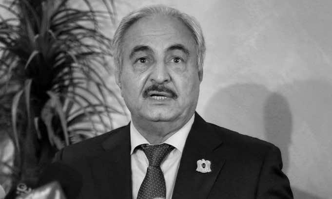 Where is Khalifa Haftar? UN Negotiates LNA De-Escalation With Egypt
