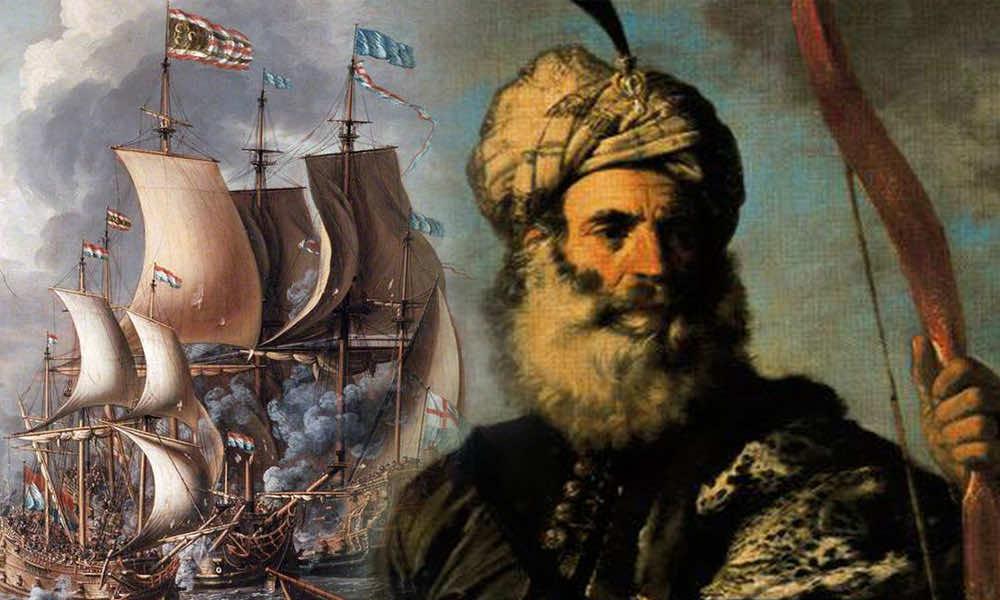 Pirates of the Mediterranean: The Tale of Dutch-Moroccan Murat Reis