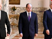 Al-Sisi Hosts Haftar, Saleh of Libya's Eastern Leadership in Cairo
