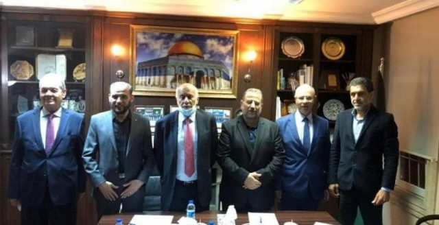Hamas, Fatah Leaders Agree on Unified Vision for Palestine