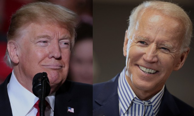 Biden and Trump Provide Inconclusive First Presidential Debate