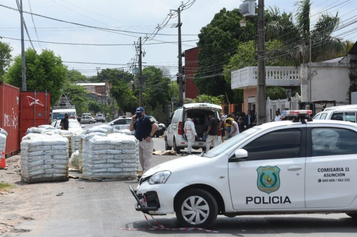 Three Moroccans Among Decomposed Bodies Found in Paraguay Container
