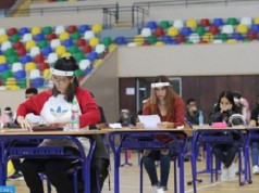 38 COVID-19 Cases Among Regional Baccalaureate Exams Candidates in Morocco